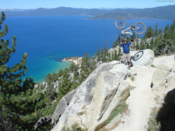 Lake Tahoe Flume Trail