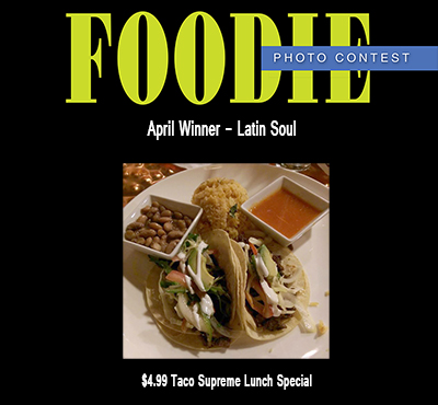 Foodie Photo Winner Latin Soul